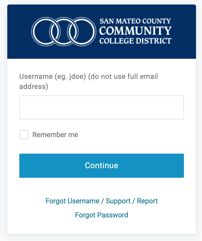 Login screen of OneLogin, highlighting 'Forgot Password' link